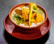 Restaurant Mount Lavinia 24. CHICKEN CURRY in Lemongrass
