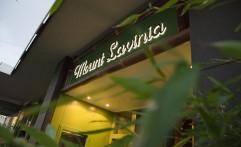 Mount Lavinia Restaurant Eingang