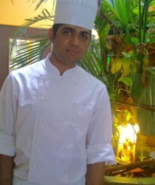 Sandun-Spezialist der ayurvedischen Küche Sri Lanka's