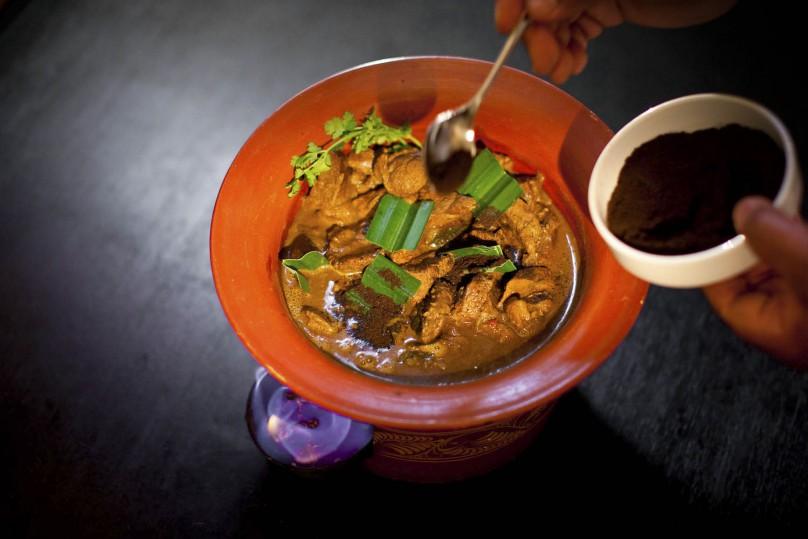 41. Black Lamb Hot-Pot